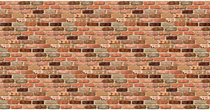Fadeless PAC57465 Bulletin Board Art Paper, Reclaimed Brick, 48