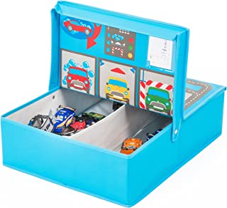 Fun2Give Pop-It-Up Garage with Road Playmat and Storage Playhouse