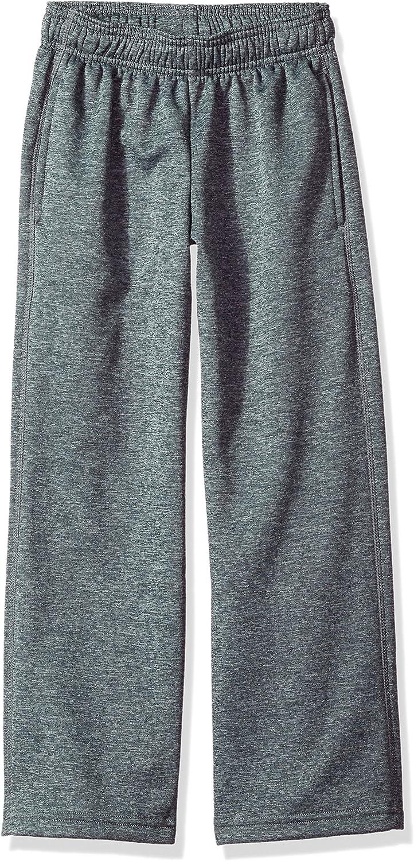 Hanes Boys' Big Tech Fleece Open Leg Pant with Pockets