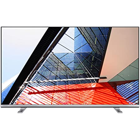 Toshiba 43UL4B63DG 43 Zoll Fernseher (4K Ultra HD Smart TV, Dolby Vision HDR, Triple Tuner, Bluetooth, Works with Alexa, HD+) [Modelljahr 2021]