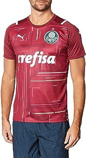 Camisa Palmeiras Goleiro III 2021 Vinho M