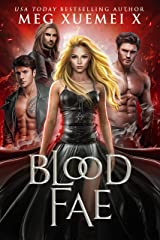 Blood Fae: a shifter demon paranormal romance (Dark Fae Kings Book 4) Kindle Edition
