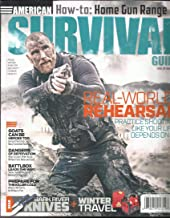 AMERICAN SURVIVAL GUIDE MAGAZINE, REAL-WORLD REHEEARSAL OCTOBER, 2019 VOL. 8 ( PLEASE NOTE: ALL THESE MAGAZINES ARE PET & SMOKE FREE MAGAZINES. NO ADDRESS LABEL. FRESH FROM NEWSSTAND) (SINGLE ISSUE MAGAZINE)