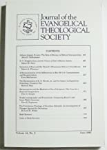 Journal of the Evangelical Theological Society (Volume 44 Number 2, June 2001)