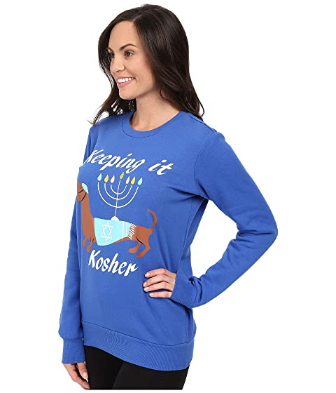 Sweatshirt It Keeping Salvage Kosher P J YwqvXxW0