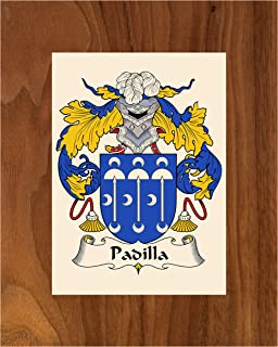 Best padilla family crest Reviews