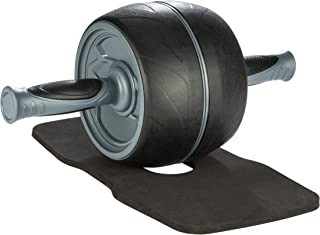 ウルトラスポーツ 腹筋ローラー プレミアム 膝専用マット付き 肉体改造 筋トレ 初心者から上級者まで適用