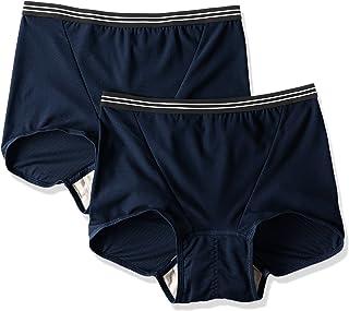 (アツギ)ATSUGI サニタリーショーツ 1 week Sanitary shorts アクティブ!(昼) 【肌フリースタイル】 大きいサイズ 〈2枚セット〉