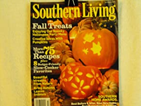 Southern Living, October 2008 Issue