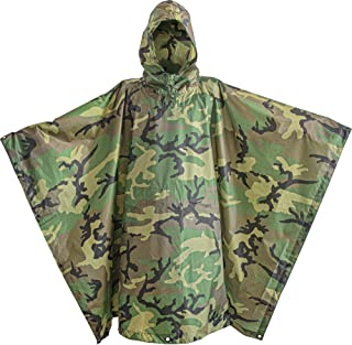 Best military rain poncho Reviews