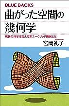 表紙: 曲がった空間の幾何学 現代の科学を支える非ユークリッド幾何とは (ブルーバックス) | 宮岡礼子