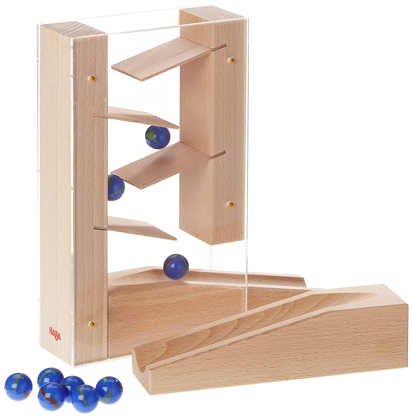 HABA Cascade - Marble Ball Track Accesory (Made in Germany)