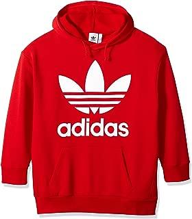 adidas oversize trefoil hoodie