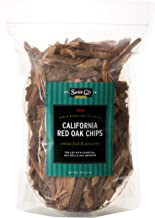 Susie Q's California Red Oak Wood Chips