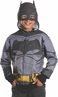 Rubie's Costume Batman v Superman: Dawn of Justice Batman Child Hoodie, Large