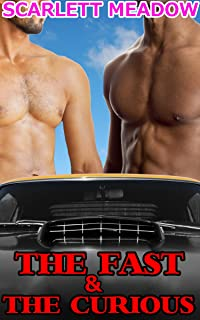 The Fast and the Curious: Pounded by the Street Racer (Straight Studs First Gay Experience)