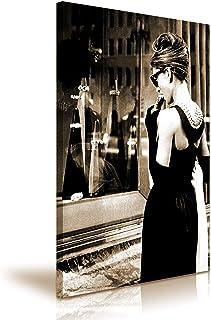 Audrey Hepburn Breakfast at Tiffany 's Cuadro lienzo impresi