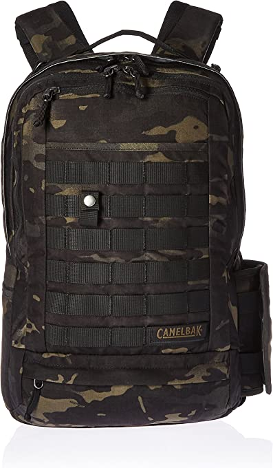 CamelBak Adult-Unisex Quantico Shoulder Bags, Multicam Black