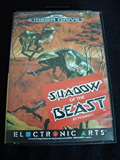 Shadow Of The Beast [Sega Megadrive] [Importado de Francia]