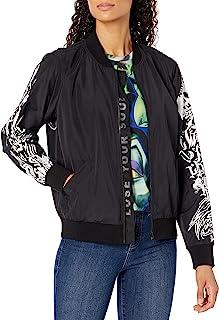 Villains x Heidi Klum Cast Your Curse Bomber Jacket