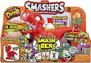 Smashers Series 3 Dino Smash Rex Playset with 2 Exclusive by ZURU