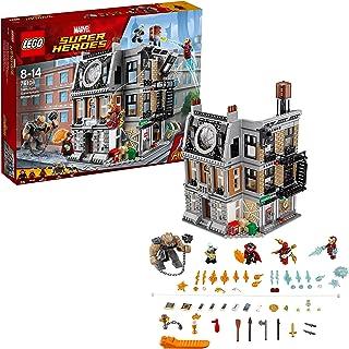 LEGO Marvel Super Heroes Avengers: Infinity War Sanctum Sanctorum Showdown 76108 Playset Toy