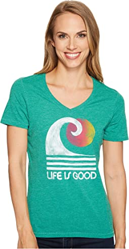 Life is Good - Wave Cool Vee