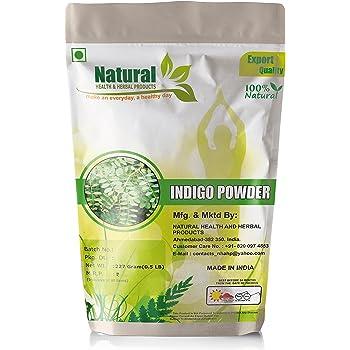 Natural Health and Herbal Products Indigo Powder, 227 g