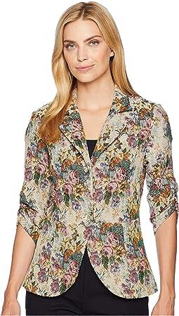 Floral Tapestry Jacket