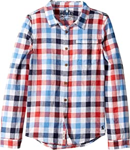 Sark Button Up Shirt (Toddler/Little Kids/Big Kids)