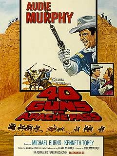 Best 40 guns to apache pass Reviews