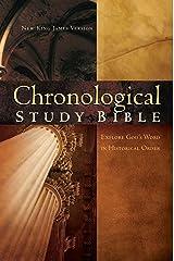 NKJV, Chronological Study Bible: Holy Bible, New King James Version Kindle Edition