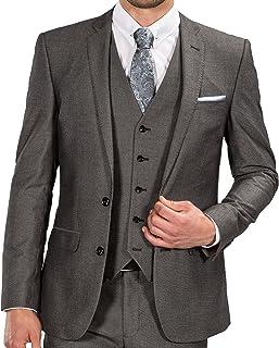 everydress スーツ 3ピース 結婚式スーツ メンズ カジュアルスーツ メンズ礼服 花婿礼服 通勤 スーツ 紳士 ビジネス オシャレ 細身