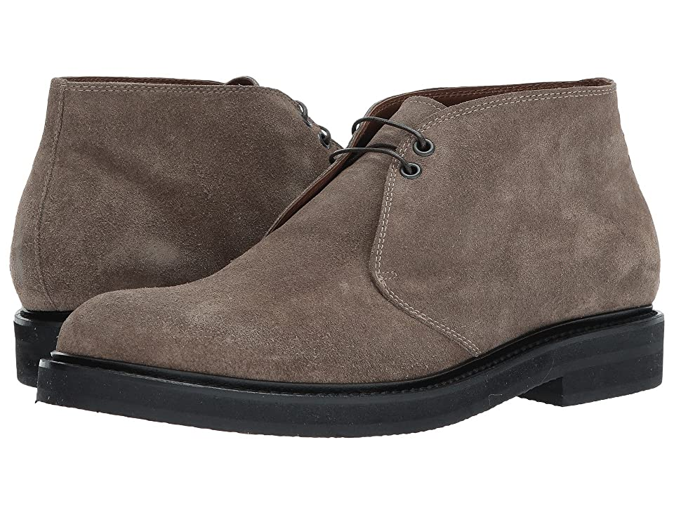 eleventy Suede Chukka Boot (Taupe) Men