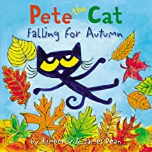 Pete the Cat Falling for Autumn PDF