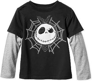 Disney Jack Skellington Layered T-Shirt for Boys Multi