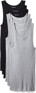 Men's 6-Pack Tank Undershirts