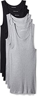 Men's 6-Pack Tank Undershirts