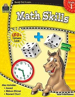 Ready-Set-Learn: Math Skills Grd 1