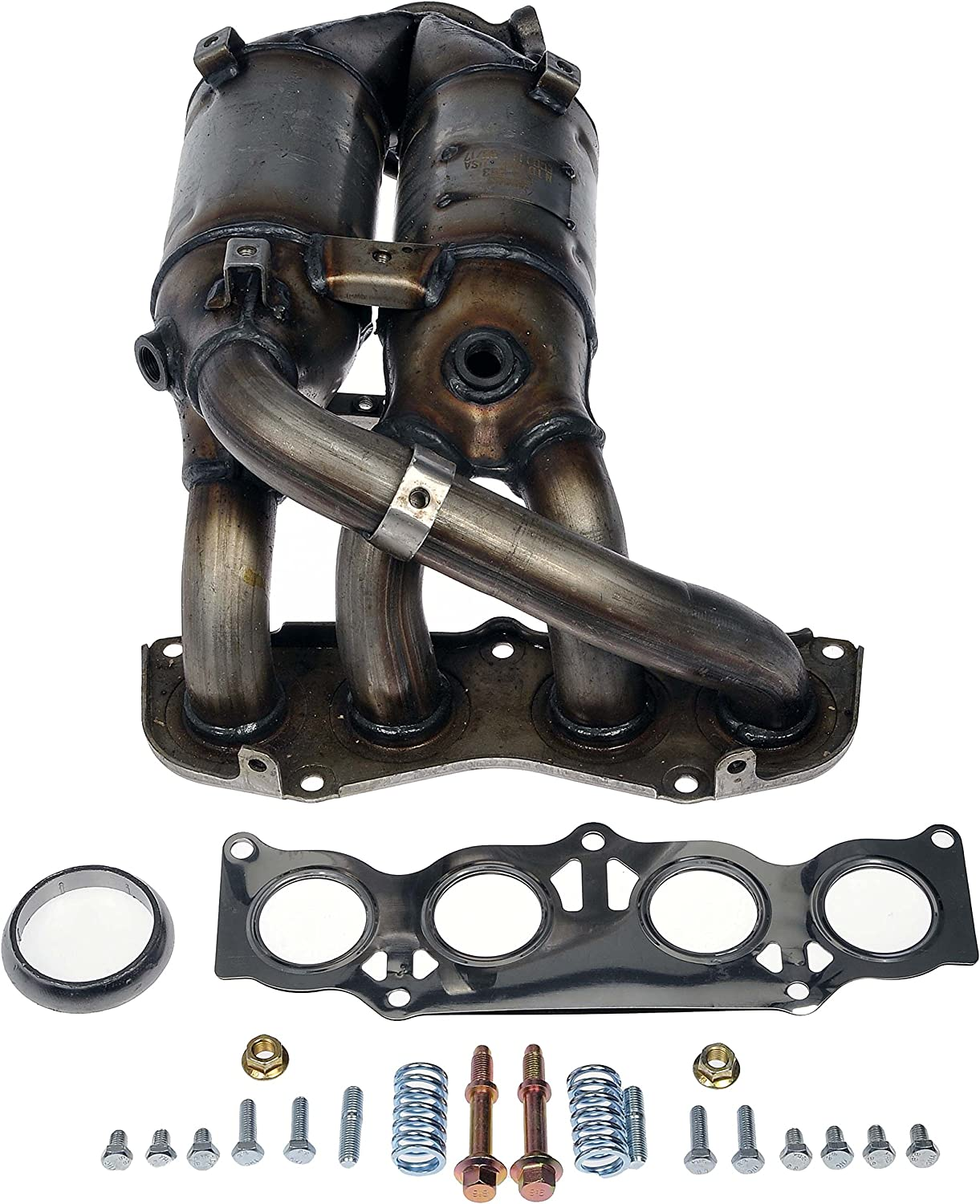 Sales of SALE items from new works Dorman 674-593 Catalytic Converter with Manif Integrated Spasm price Exhaust