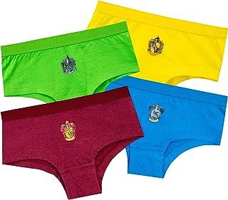 Harry Potter Bragas Paquete de 5 Hogwarts