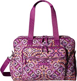 Iconic Deluxe Weekender Travel Bag