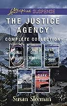 Double Exposure/Dead Wrong/No Way Out/Thread of Suspicion/Dark Tide (The Justice Agency)