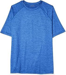 Men's Big-Tall Big & Tall Tech Stretch Short-sleeve T-shirt