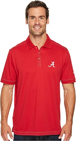 Alabama Crimson Tide Collegiate Series Clubhouse Alumni Polo