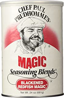 Best chef prudhomme's blackened seasoning Reviews