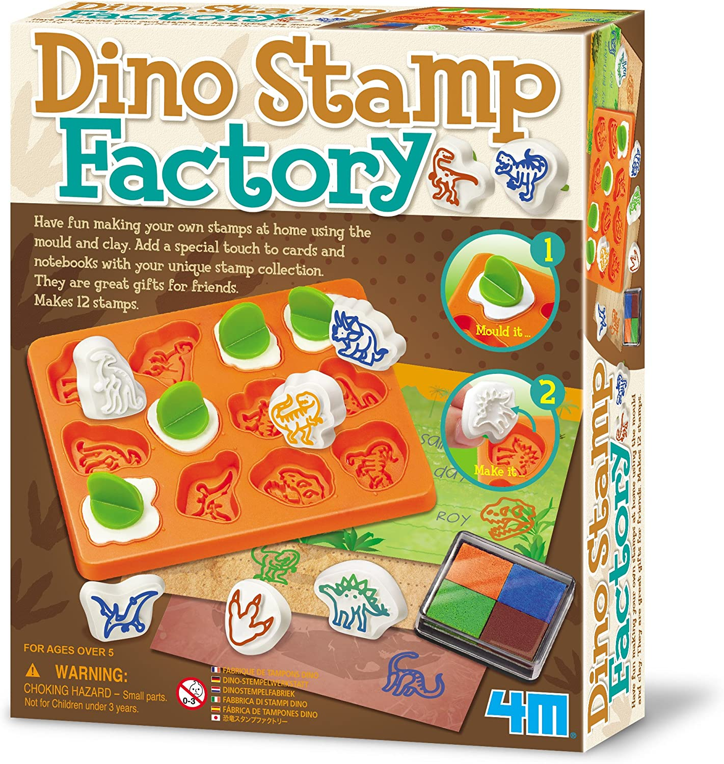 4m divertimento Stamp Mare Kit