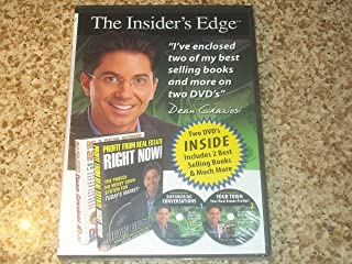 DEAN GRAZIOSI DVD THE INSIDER'S EDGE