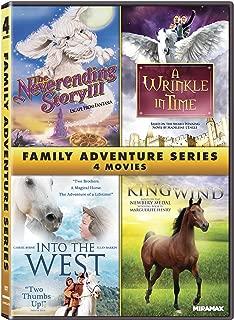 Family Adventure Series 4-Film Set