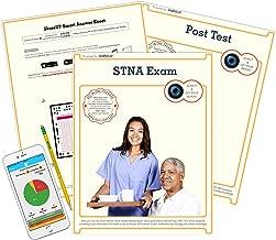 State Tested Nursing Assistant Exam, STNA Test Prep, Study Guide